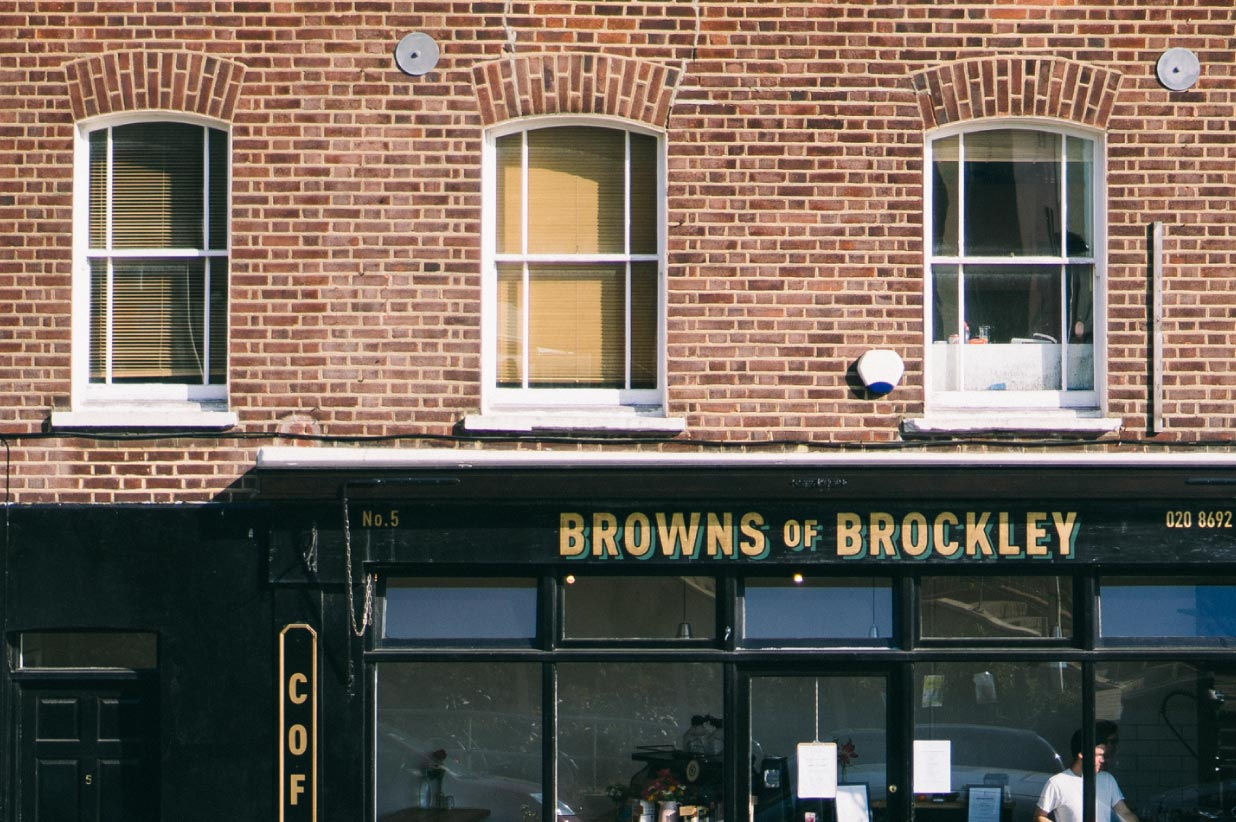Browns of Brockley